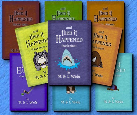 And Then It Happened - Book 9